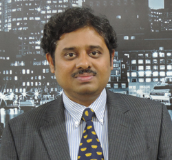 RICS SBE Director Prof. Raghu Rama Swamy Interview