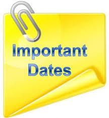 IIFT 2015 Important Dates