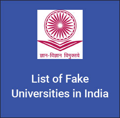 UGC List of Fake Universities in India