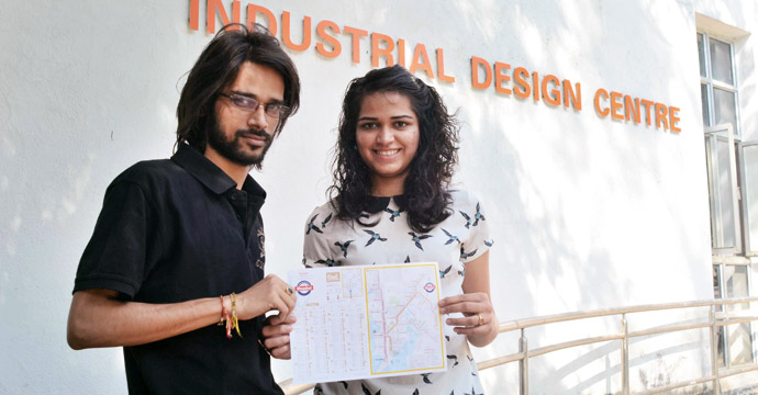 Bachelor of Design at IIT Bombay