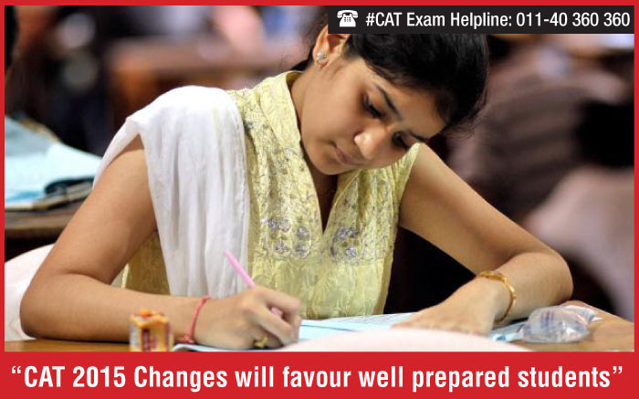 CAT 2015 changes will favour well-prepared students: Gautam Puri, VC, Career Launcher