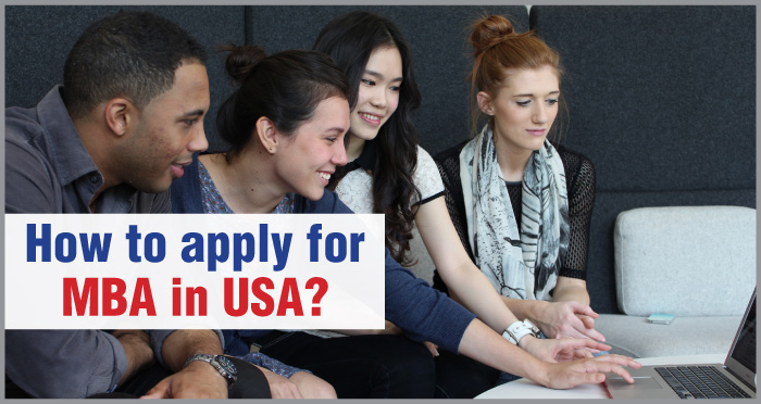 How to apply for MBA in USA?