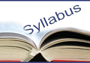 AP PG MET 2016 Syllabus