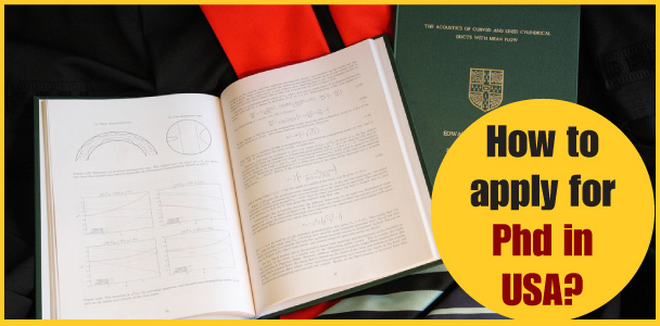 How to apply for Phd in USA - Check here details