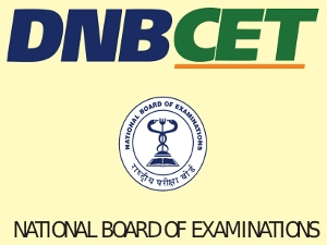 DNB CET 2016 Application Form releases on September 16