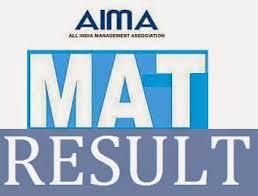 MAT September 2015 Results announced on September 19