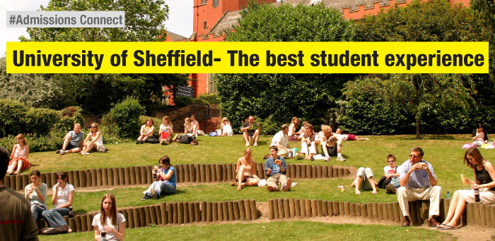 University of Sheffield- A blend of academic and cultural aspirations