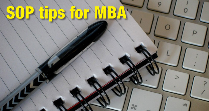 How to write the best SOP for MBA