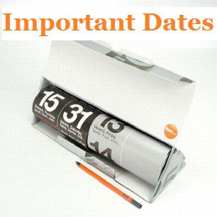 AEEE 2016 Important Dates