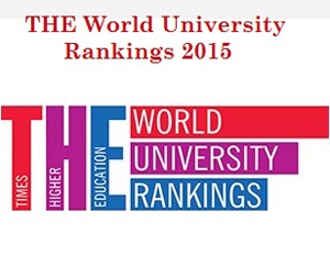 17 Indian institutes in THE World University Rankings 2015-16; IISc among top 300