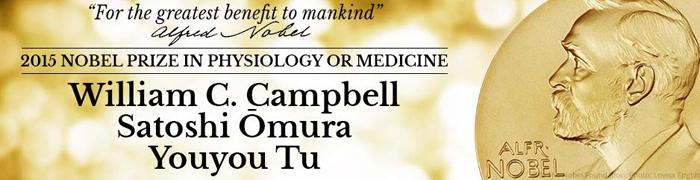 William Campbell, Satoshi Omura, Tu Youyou win Nobel Medicine Prize for work on Malaria, parasitic diseases