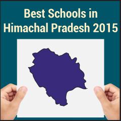 Best Schools in Himachal Pradesh 2015