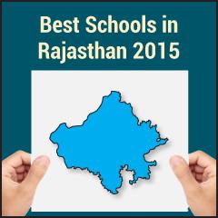 Best Schools in Rajasthan 2015