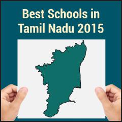 Best Schools in Tamil Nadu 2015