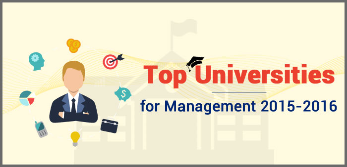 Top Management universities in World 2015