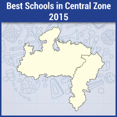 Best Schools in Central India 2015