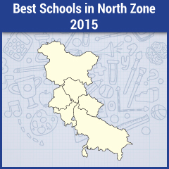 Best Schools in North India 2015