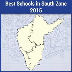 Best Schools in South India 2015