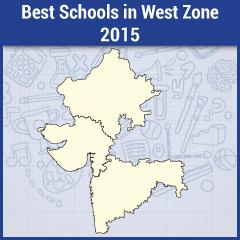 Best Schools in West India 2015