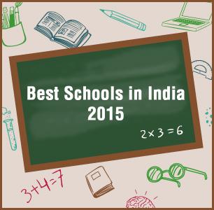 Best Schools in India 2015