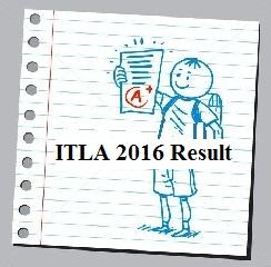 ITLA 2016 Result