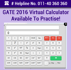 gate virtual calculator