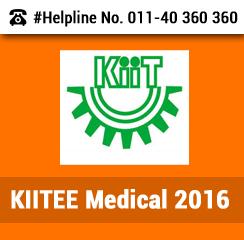 KIITEE Medical 2016
