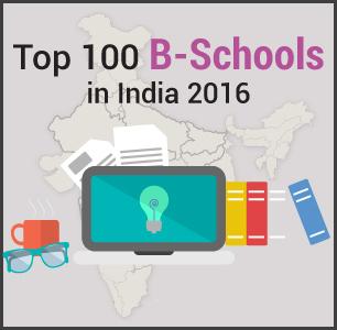 Top 100 B-schools in India 2016