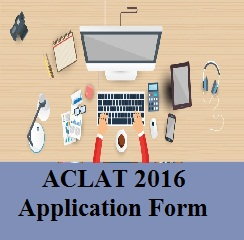 ACLAT 2016 Application Form