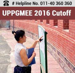 UPPGMEE 2016 Cut off
