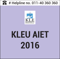 KLEU AIET 2016