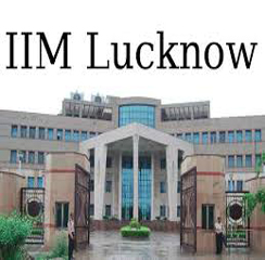 IIM Lucknow concludes Summer Placement for PGPSM 2015