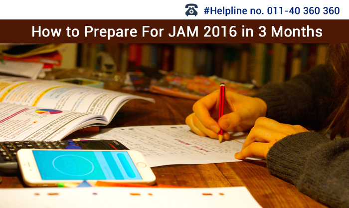 How to Prepare for JAM in 3 Months