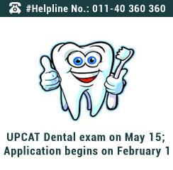 UPCAT Dental 2016 exam on May 15; Application begins on February 1