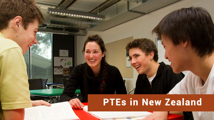 PTEs in New Zealand- What and where to study?