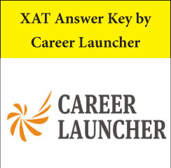 XAT Answer Key 2017 by Career Launcher