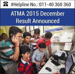 AIMS announces ATMA 2015 December Results