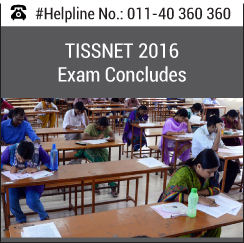 TISSNET 2016 concludes on January 9