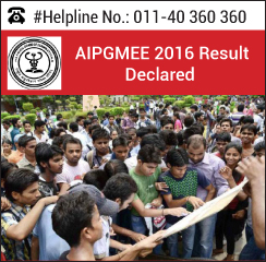 AIPGMEE Result Declared by NBE on February 4