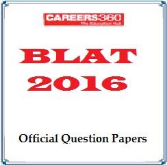 BLAT 2016 Sample Papers