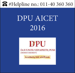 DPU AICET 2016