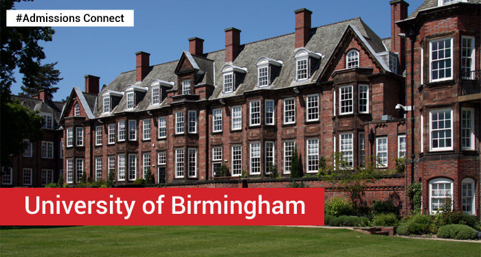 Birmingham is truly a Global University: Prof. Adam Tickell, Provost