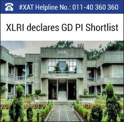 Xlri Jamshedpur Declares Shortlist For Gd Pi Rounds Cutoffs