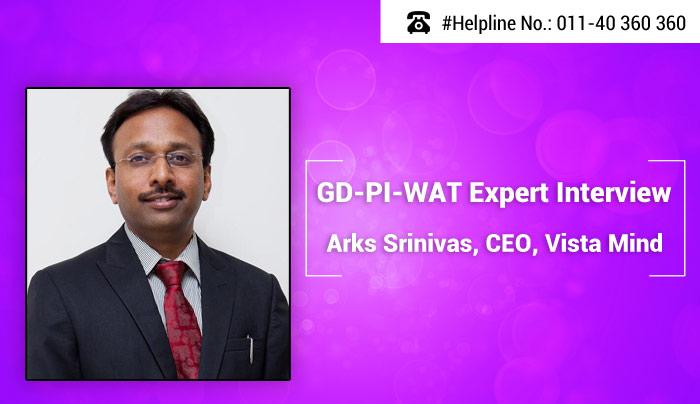 WAT-PI Tips: Relevance of career goals, Sincerity, Positivity keys to unlock an MBA seat, says VistaMind expert Arks Srinivas