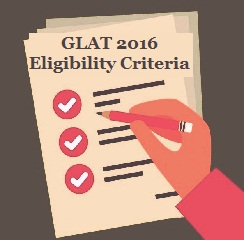 GLAT 2016 Eligibility Criteria