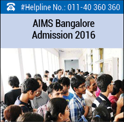 AIMS Bangalore announces MBA admissions 2016