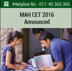 MAH CET 2016 Dates Announced; Test on March 12 and 13
