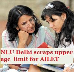 AILET 2016: NLU Delhi scraps age bar for BA LLB programmes