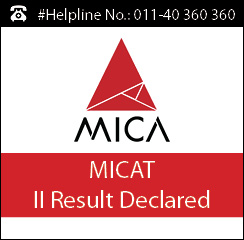 MICAT - II result declared on February 23; Score Cards to be available from March 15