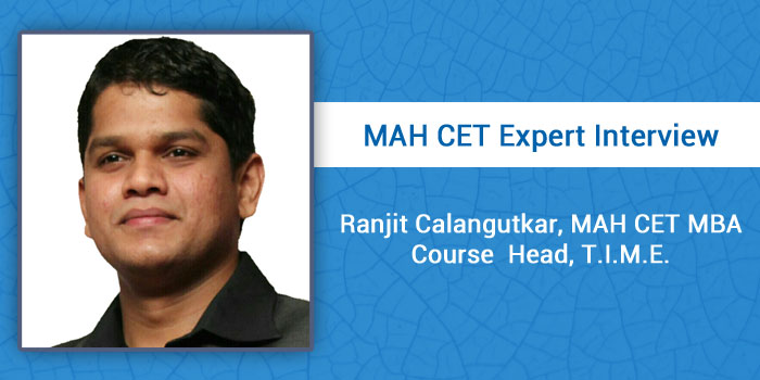Learn speed enhancement techniques to crack MAH CET, says Ranjit Calangutkar, T.I.M.E.